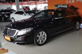 奔驰-奔驰S级 2014款 S 400 L 豪华型