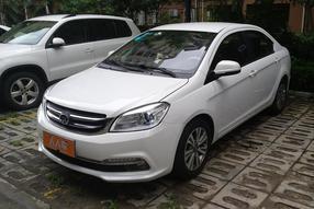 长城-长城C30 2015款 1.5L AMT舒适型