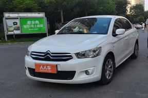 雪铁龙-爱丽舍 2014款 1.6L 手动时尚型