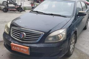 吉利汽车-海景 2012款 节能版 1.5L 手动超悦型