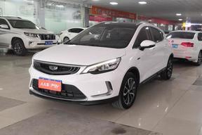 吉利汽车-帝豪GS 2019款 1.4T CVT动