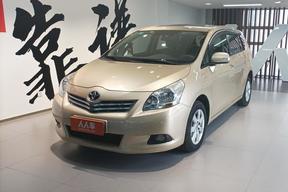 丰田-逸致 2011款 180G CVT豪华版