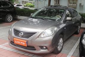 日产-阳光 2011款 1.5XL 手动豪华版