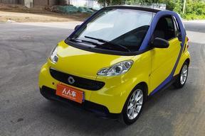 smart-smart fortwo 2013款 1.0 MHD 新年特别版