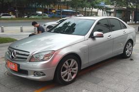 奔驰-奔驰C级 2010款 C 200 CGI 时尚型