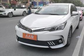 丰田-卡罗拉 2018款 1.2T S-CVT GL智享版