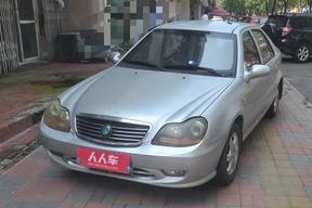 吉利汽车-自由舰 2010款 1.3L 手动金钻版