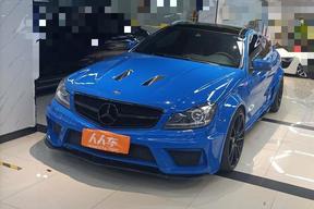 奔驰-奔驰C级AMG 2012款 AMG C 63 Coupe 高性能版
