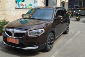 中华-中华V5 2014款 1.6L 自动豪华型