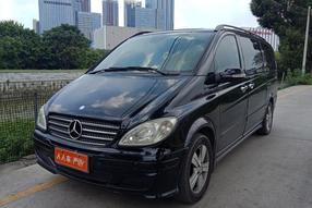 奔驰-唯雅诺 2011款 2.5L 尊贵版