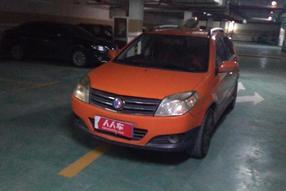 吉利汽车-金鹰 2011款 Cross 1.5L 手动标准型VVT
