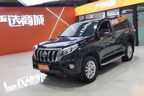 丰田-普拉多 2014款 4.0L 自动VX NAVI