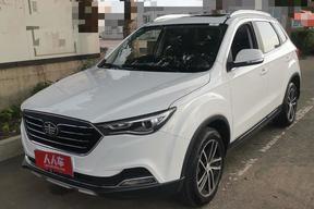 奔腾-奔腾X40 2017款 1.6L 自动尊享型