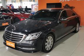 奔驰-奔驰S级 2019款 S 320 L