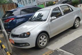 吉利汽车-吉利SC3 2012款 1.3L 舒适型