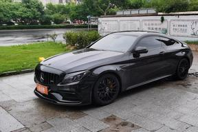 奔驰-奔驰C级AMG 2016款 AMG C 63 Coupe