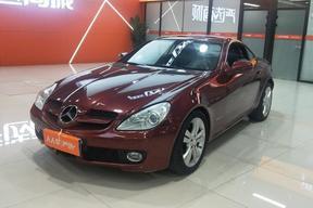 奔驰-奔驰SLK级 2010款 SLK 200K