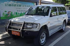 猎豹汽车-黑金刚 2013款 2.2L 手动四驱标准型