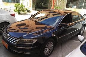 大众-辉腾 2011款 3.6L V6 5座加长商务版