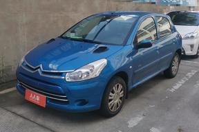 雪铁龙-雪铁龙C2 2012款 1.4L 手动舒适型