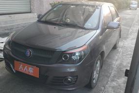 吉利汽车-金刚财富 2012款 1.5L 尊贵型