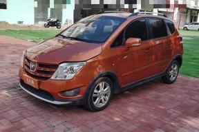 长安-长安CX20 2011款 1.3L 自动运动版