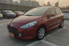 标致-标致307 2013款 两厢 1.6L 自动舒适版