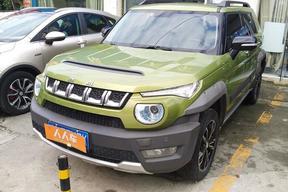 北京-北京BJ20 2016款 1.5T CVT尊贵型