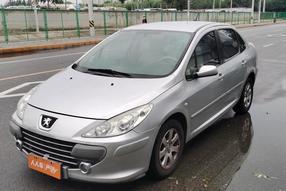 标致-标致307 2010款 三厢 1.6L 自动舒适版