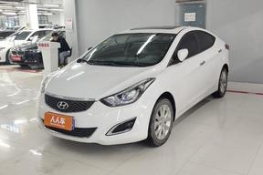 现代-朗动 2016款 1.6L 自动尊贵型