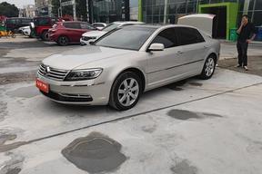 大众-辉腾 2011款 3.6L V6 5座加长舒适版