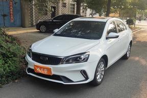吉利汽车-帝豪 2021款 UP 1.5L CVT向上版