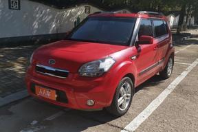 起亚-秀尔 2010款 1.6L MT GL