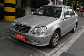 吉利汽车-自由舰 2012款 1.3L 手动时尚型III