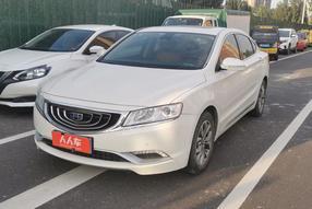 吉利汽车-博瑞 2016款 2.4L 尊雅型