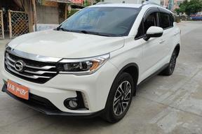 广汽传祺-传祺GS4 2017款 235T 自动两驱精英版