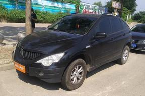 双龙-爱腾 2011款 2.3L 四驱豪华汽油版