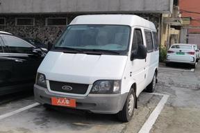 福特-经典全顺 2009款 2.8T柴油多功能型短轴中顶JX493ZLQ3A