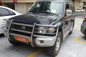 猎豹汽车-黑金刚 2009款 2.4L 手动四驱