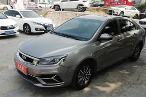 吉利汽车-帝豪 2019款 领军版 1.5L CVT豪华型