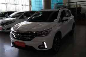 广汽传祺-传祺GS4 2017款 235T G-DCT两驱精英版