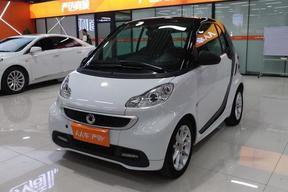 smart-smart fortwo 2012款 1.0 MHD 硬顶激情版