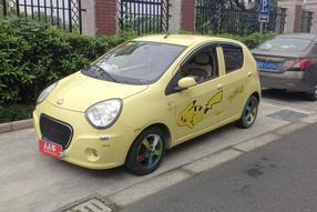 吉利汽车-熊猫 2010款 爱她版 1.3L 自动舒适型