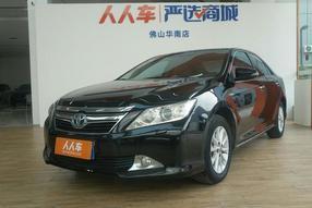 丰田-凯美瑞 2012款 尊瑞 2.5HG 豪华版
