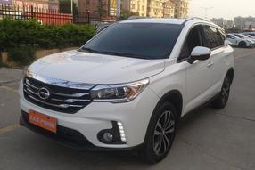 广汽传祺-传祺GS4 2017款 235T 自动两驱豪华智联版