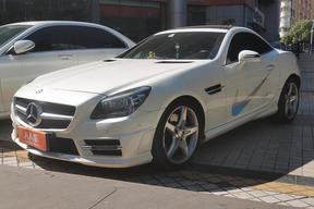 奔驰-奔驰SLK级 2011款 SLK 350