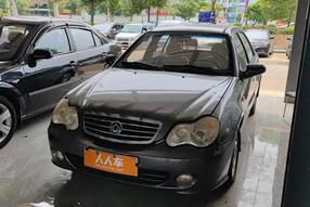 吉利汽车-自由舰 2009款 1.3L 手动精致基本型