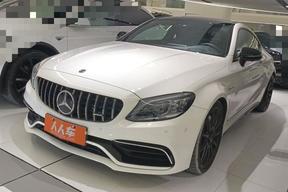 奔驰-奔驰C级AMG 2019款 AMG C 63 轿跑车
