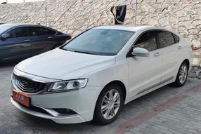 吉利汽车-博瑞 2015款 2.4L 舒适型