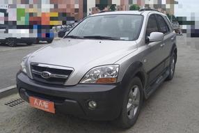 起亚-索兰托 2008款 2.5L 柴油舒适版